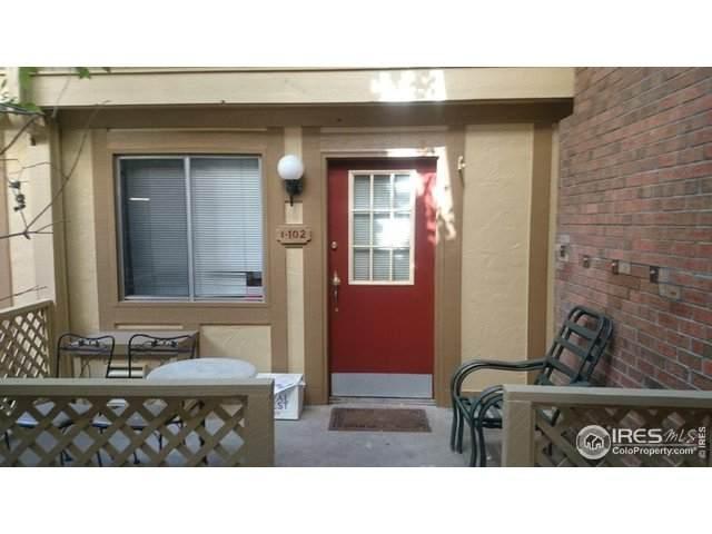 3009 Madison Ave 102I, Boulder, CO 80303 (#928609) :: Peak Properties Group