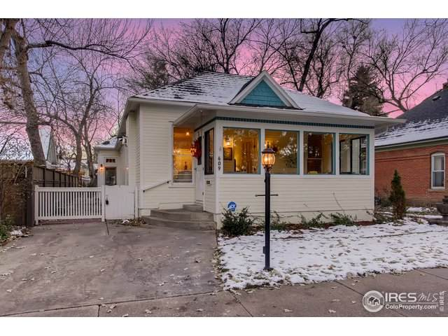 609 W Mountain Ave, Fort Collins, CO 80521 (#928614) :: Peak Properties Group