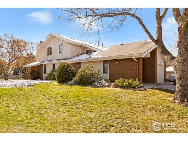 1424 Front Nine Dr A, Fort Collins, CO 80525 (MLS #928620) :: Tracy's Team