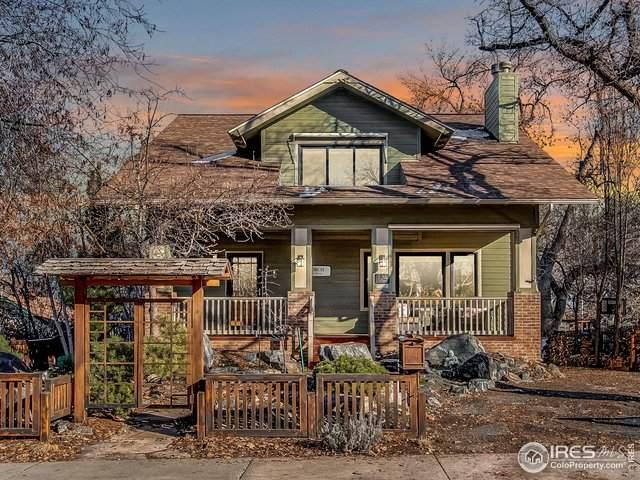 734 Sunset St, Longmont, CO 80501 (MLS #928621) :: 8z Real Estate