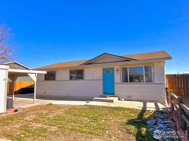 1703 Bella Vista Dr, Platteville, CO 80651 (MLS #928622) :: 8z Real Estate