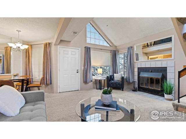 4705 Spine Rd B, Boulder, CO 80301 (#928627) :: Peak Properties Group