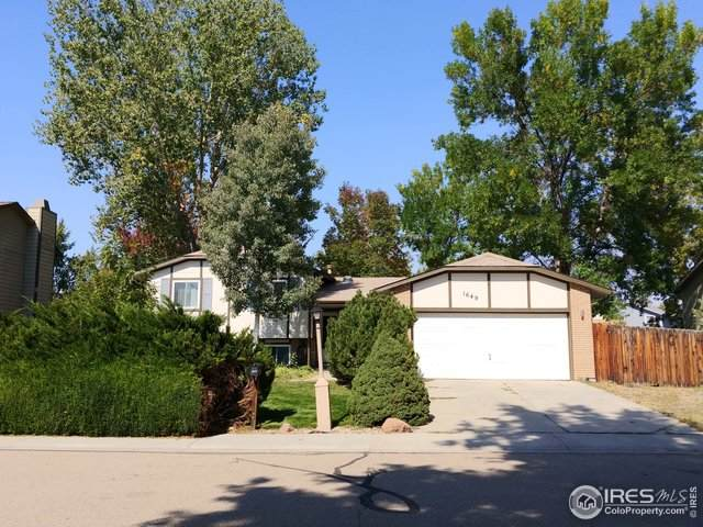 1649 Denison Cir, Longmont, CO 80503 (MLS #928635) :: 8z Real Estate