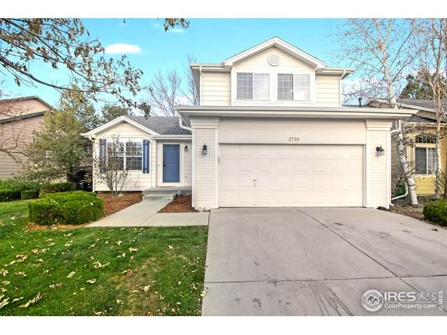 2725 E 132nd Pl, Thornton, CO 80241 (#928640) :: James Crocker Team