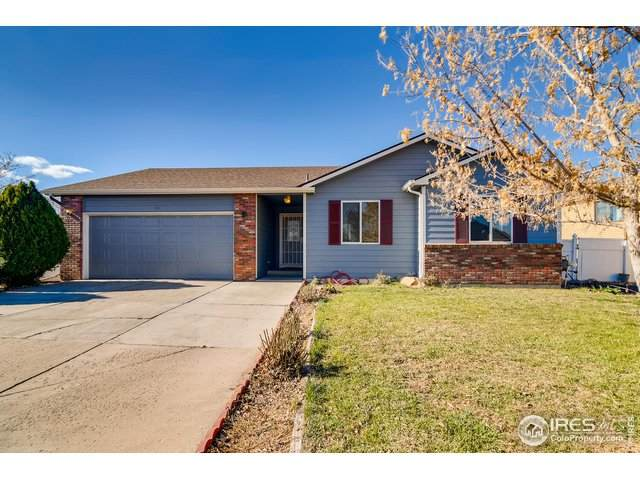 401 N 30th Ave, Greeley, CO 80631 (MLS #928646) :: Bliss Realty Group