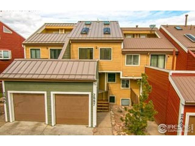 2887 Springdale Ln, Boulder, CO 80303 (#928647) :: Realty ONE Group Five Star