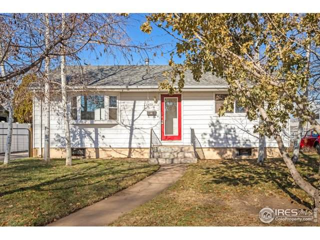 2429 W 7th St, Greeley, CO 80634 (MLS #928652) :: 8z Real Estate
