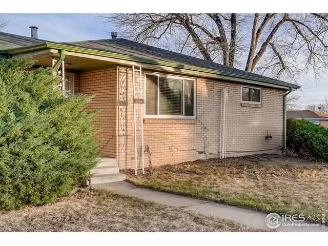 1250 S Depew St, Lakewood, CO 80232 (MLS #928657) :: Tracy's Team