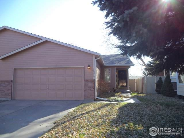 4624 W 14 St, Greeley, CO 80634 (MLS #928667) :: Tracy's Team