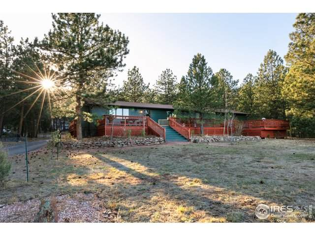 100 Cherokee Rd, Lyons, CO 80540 (#928668) :: Kimberly Austin Properties