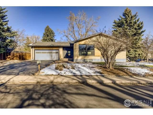 3585 Ivy Cir, Boulder, CO 80304 (MLS #928674) :: Hub Real Estate