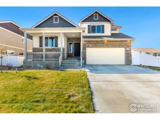 1419 88th Ave, Greeley, CO 80634 (MLS #928677) :: Tracy's Team