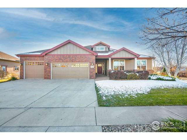 1203 Bateleur Ln, Fort Collins, CO 80524 (MLS #928683) :: Tracy's Team