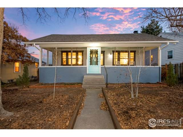 1416 14th Ave, Greeley, CO 80631 (MLS #928741) :: Tracy's Team