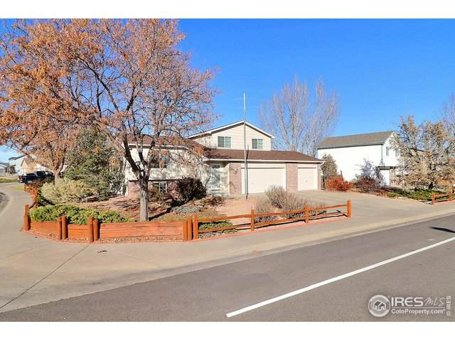 203 N 43rd Ave Ct, Greeley, CO 80634 (MLS #928757) :: Tracy's Team