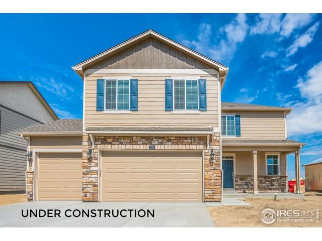 144 Hidden Lake Dr, Severance, CO 80550 (MLS #928761) :: Jenn Porter Group