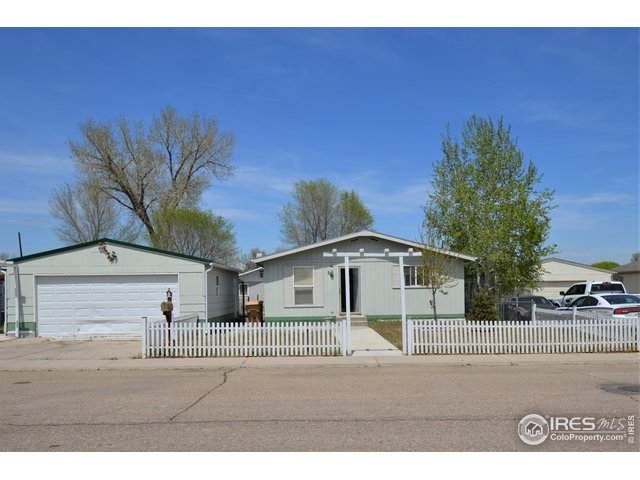 216 Balsam St, Log Lane Village, CO 80705 (MLS #928765) :: Jenn Porter Group