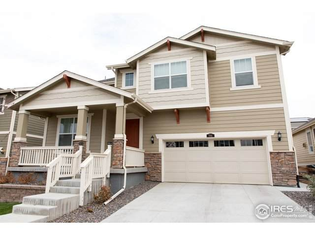 701 Sundance Cir, Erie, CO 80516 (MLS #928777) :: Jenn Porter Group