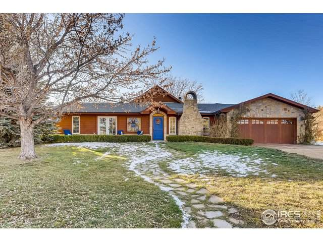 7679 34th Ct, Boulder, CO 80302 (MLS #928780) :: Downtown Real Estate Partners