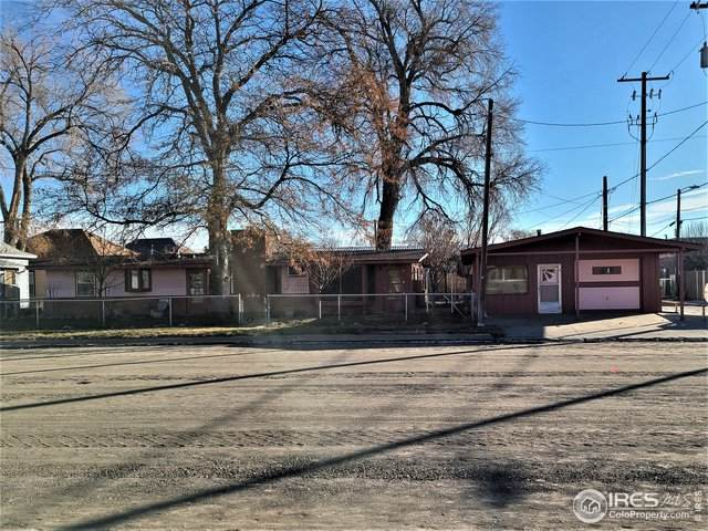 128 N 3rd Ave, Sterling, CO 80751 (MLS #928783) :: 8z Real Estate