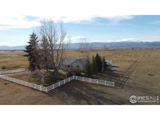 5721 N County Road 15, Fort Collins, CO 80524 (MLS #928818) :: Bliss Realty Group