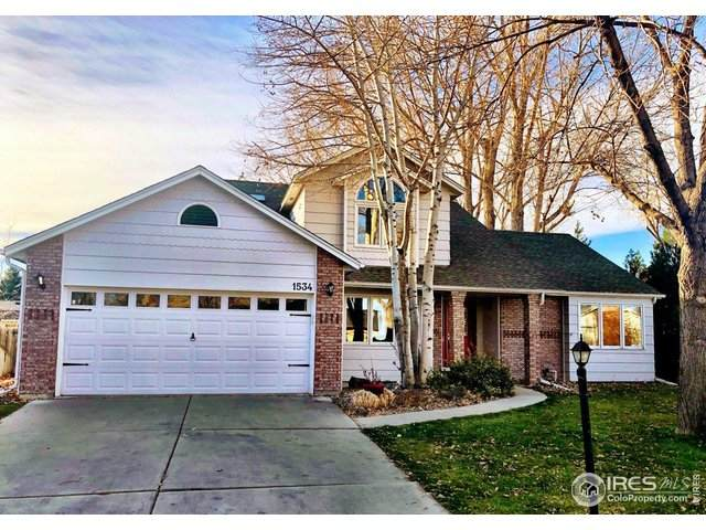 1534 Park Dr, Loveland, CO 80538 (#928820) :: Realty ONE Group Five Star