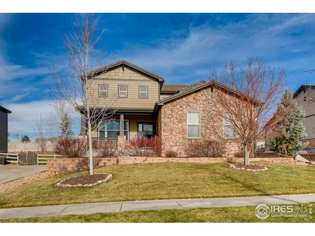 3369 Traver Dr, Broomfield, CO 80023 (MLS #928822) :: Downtown Real Estate Partners