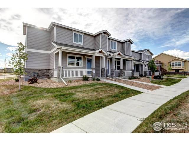 6101 Summit Peak Ct #105, Frederick, CO 80516 (MLS #928828) :: Neuhaus Real Estate, Inc.