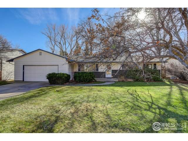 1709 Springfield Dr, Fort Collins, CO 80521 (MLS #928846) :: Jenn Porter Group