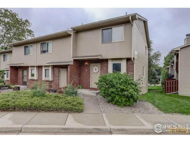 1440 Edora Rd #13, Fort Collins, CO 80525 (#928851) :: Peak Properties Group