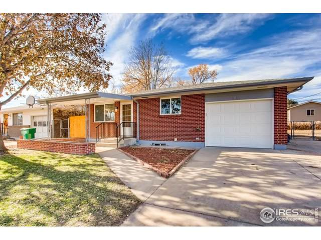 3023 Lakeside Dr, Evans, CO 80620 (MLS #928864) :: Tracy's Team