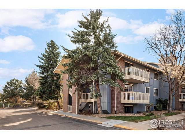 2800 Kalmia Ave #319, Boulder, CO 80301 (MLS #928875) :: HomeSmart Realty Group