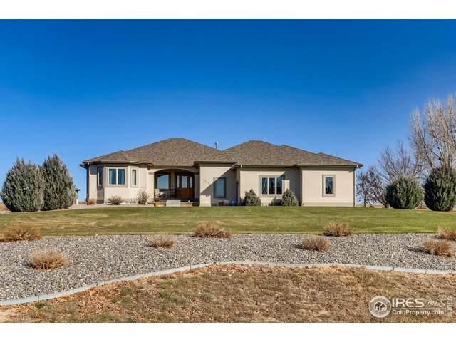 18425 Wagon Trl, Mead, CO 80542 (MLS #928904) :: Neuhaus Real Estate, Inc.