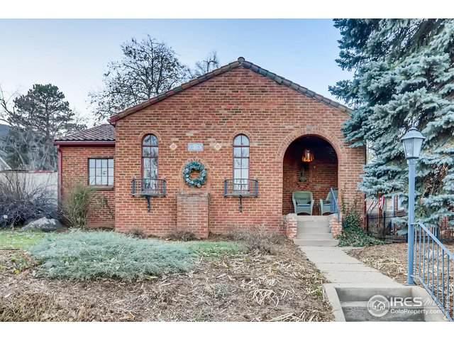 701 16th St, Boulder, CO 80302 (#928905) :: Peak Properties Group