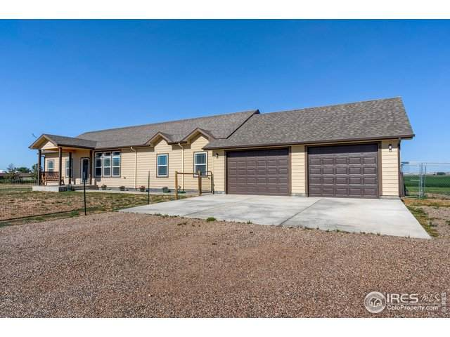 42659 County Road 31, Pierce, CO 80650 (MLS #928909) :: 8z Real Estate