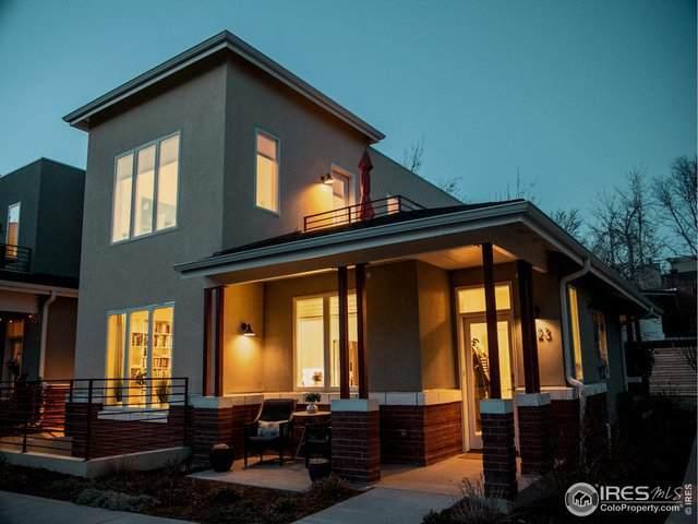 1223 Cedar Ave, Boulder, CO 80304 (MLS #928911) :: Hub Real Estate