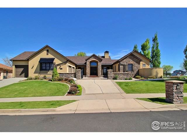 650 54th Ave Ct, Greeley, CO 80634 (MLS #928920) :: Jenn Porter Group