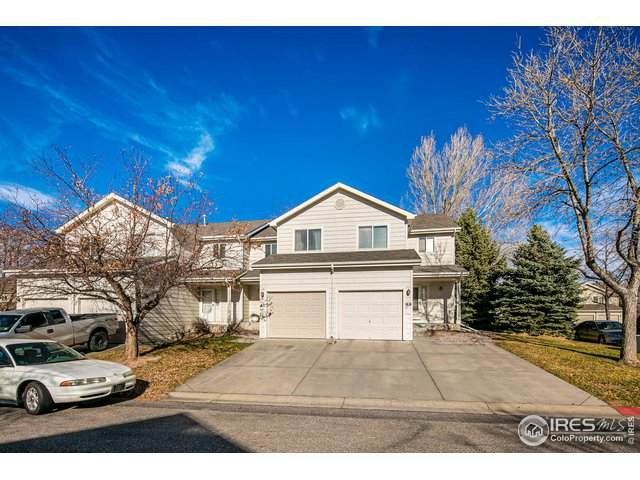 1637 Westbridge Dr A3, Fort Collins, CO 80526 (MLS #928923) :: Jenn Porter Group