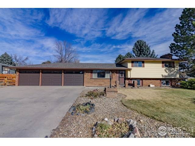 2526 El Rancho Dr, Loveland, CO 80538 (#928960) :: The Brokerage Group