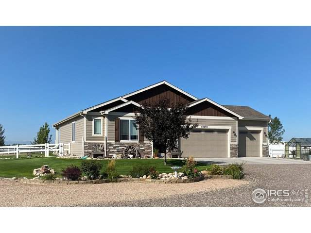 40698 Leif Ln, Ault, CO 80610 (MLS #928974) :: Find Colorado