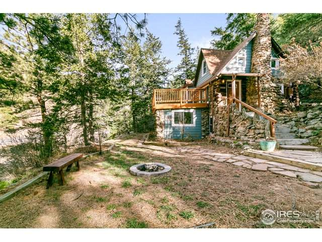 35642 Boulder Canyon Dr, Boulder, CO 80302 (#928978) :: Peak Properties Group
