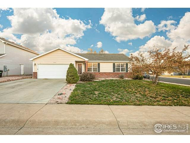 353 50th Ave, Greeley, CO 80634 (MLS #928987) :: Tracy's Team