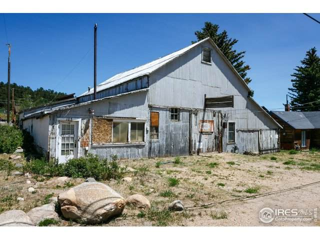103 E 1st St, Nederland, CO 80466 (MLS #928992) :: 8z Real Estate