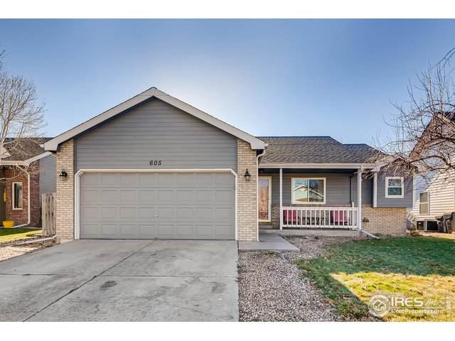 605 Meadow Dr, Windsor, CO 80550 (MLS #929005) :: Downtown Real Estate Partners