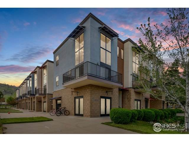 4645 Broadway St #4, Boulder, CO 80304 (#929011) :: Peak Properties Group
