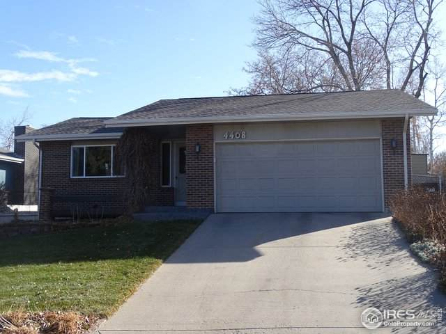 4408 W 6th St, Greeley, CO 80634 (MLS #929047) :: Tracy's Team
