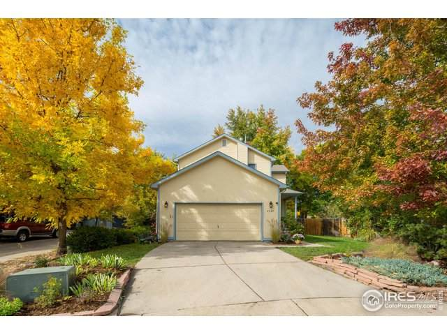 4547 Sandpiper Ct, Boulder, CO 80301 (#929055) :: Kimberly Austin Properties