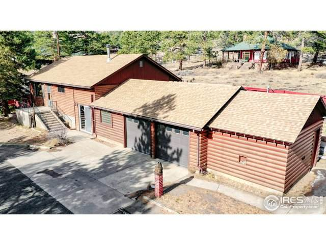 710 Tanager Rd, Estes Park, CO 80517 (#929075) :: Peak Properties Group