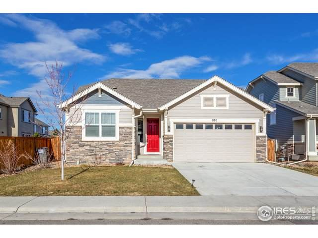 880 Ranchhand Dr, Berthoud, CO 80513 (MLS #929076) :: Tracy's Team