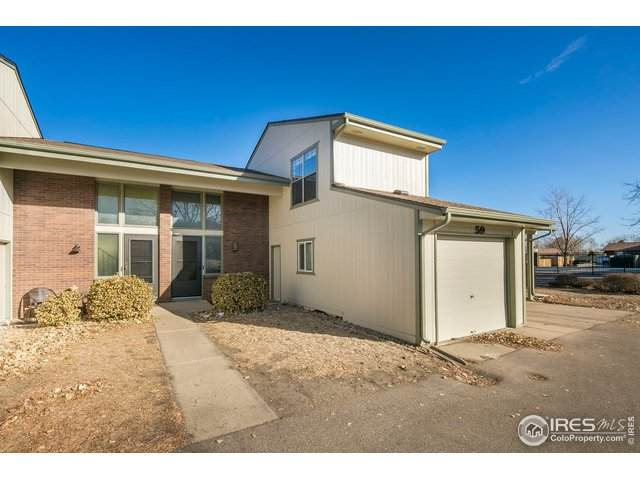 3405 W 16th St #59, Greeley, CO 80634 (#929077) :: Re/Max Structure